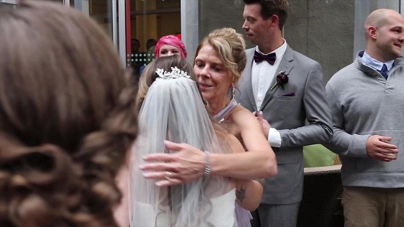 Alicia and Calvin Wedding Video