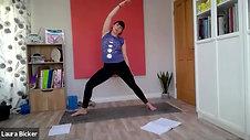 60 mins Class to Build Shoulder Strength