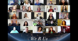 We R The World Official Video