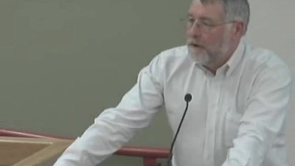 Norman LaForce at Feb 10, 2011 Albany Waterfront Committee hearing