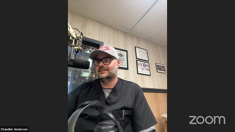 The Chandler Anderson Show 7-15-21