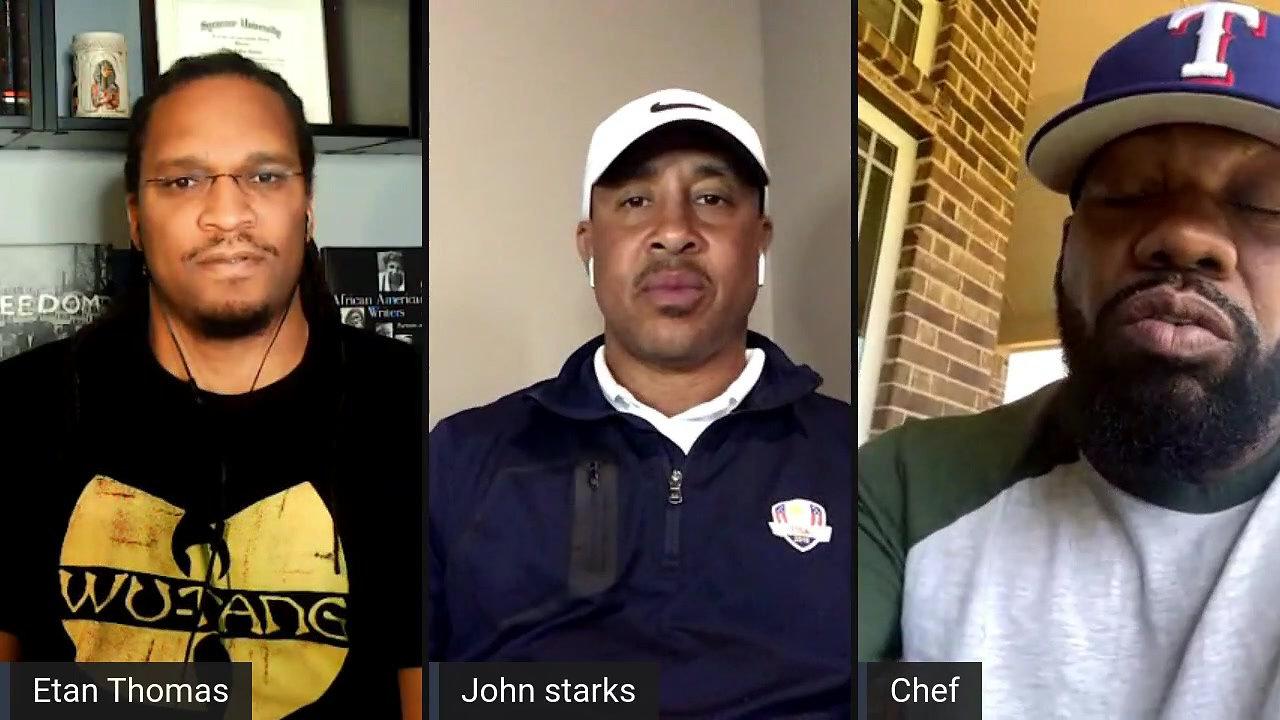 Raekwon & John Starks Full Interview Rematch