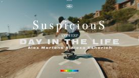 SuspiciousDayInTheLifeOfAlexa&Alex