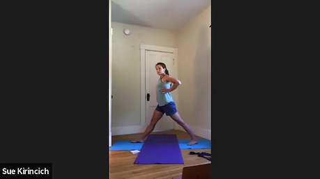 Back Body Awareness #1 Gentle Level