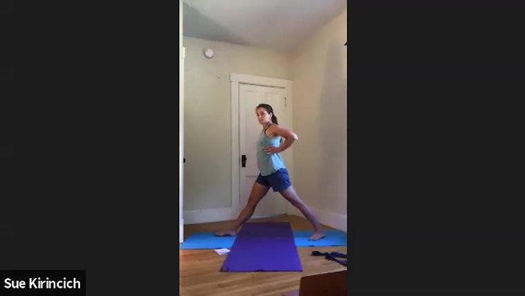 Back Body Awareness - Gentle Level