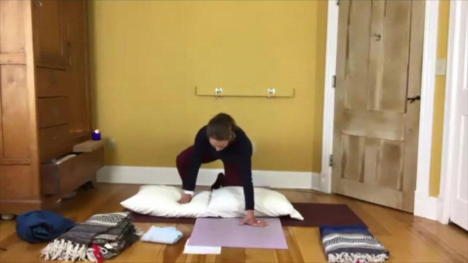 Yoga Videos With Sue
