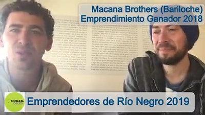Macana Brothers - Ganadores 2018