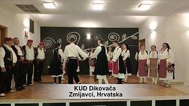 KUD Dikovača Zmijavci, Hrvatska
