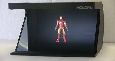 Iron Man in HOLOFIL