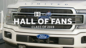 NFL/FORD: HALL OF FANS