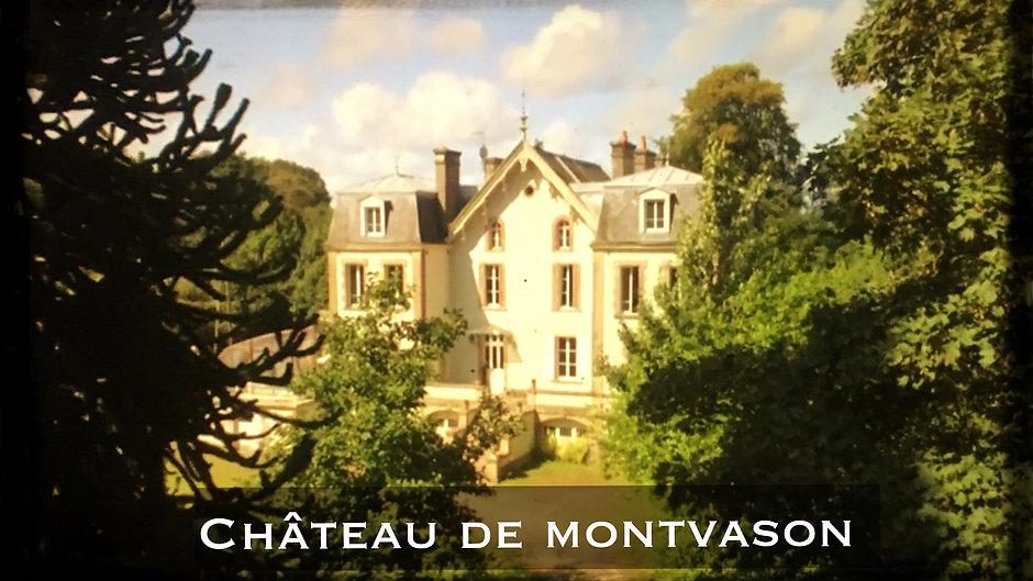 Château de Montvason Channel