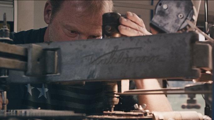 Craftsmanship - Morgenthal Frederics