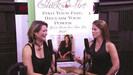 This Chick is on Fire Interview Pt 1