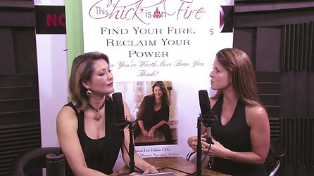 This Chick is on Fire Interview Pt2