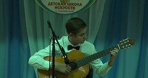 концерт ДШИ