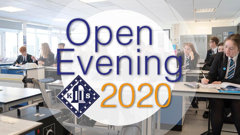 Open Evening 2020