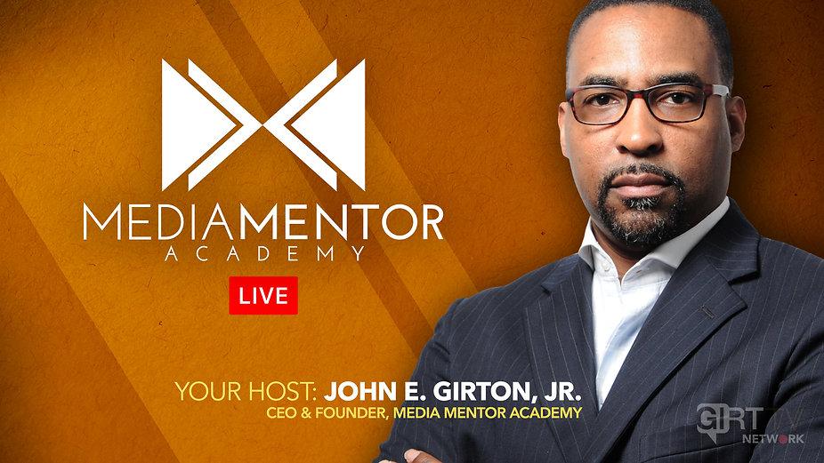 Media Mentor Academy Live