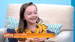 """Lucy Capri: ABC's """"The Morning Blend"""" Interview (January 2020)"""
