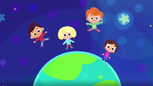 """Lileina & Lucy: Visual Animation Voiceover Demo (""""Cutie Cubies"""")"""