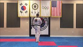 Taeguek Sam Jang (Form 3)
