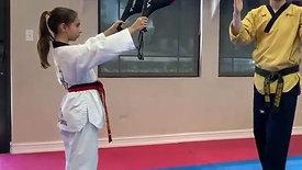 Backsweep Training