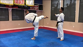 Kicks By Belt Level