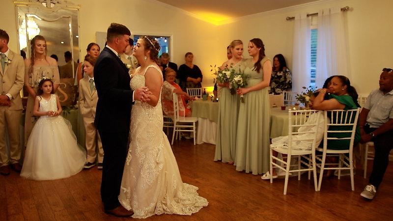 Jessica & Allan Wedding Reception