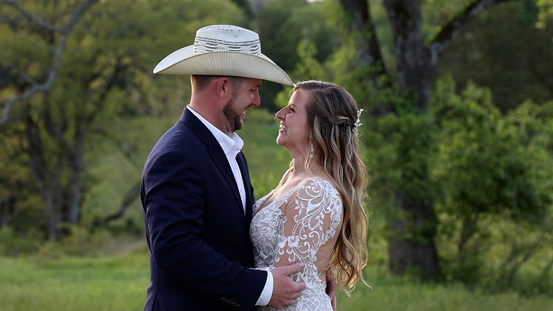 Jen & Colby Wedding Highlight