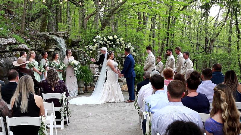 Jessica & Allan Wedding Ceremony