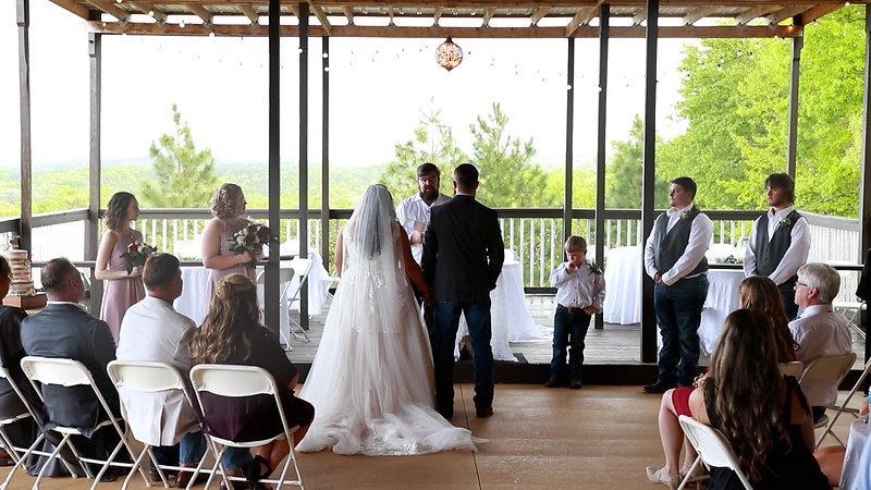 Morgan & Xavier Wedding Ceremony