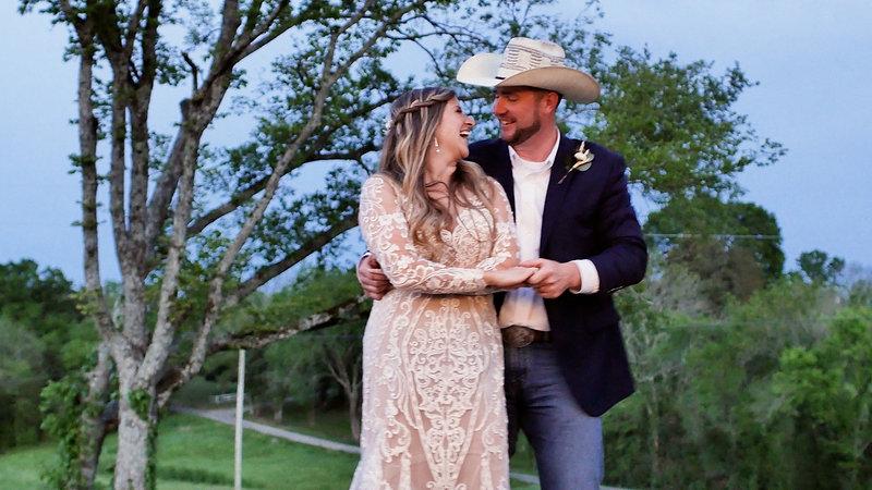 Jen & Colby Wedding Reception