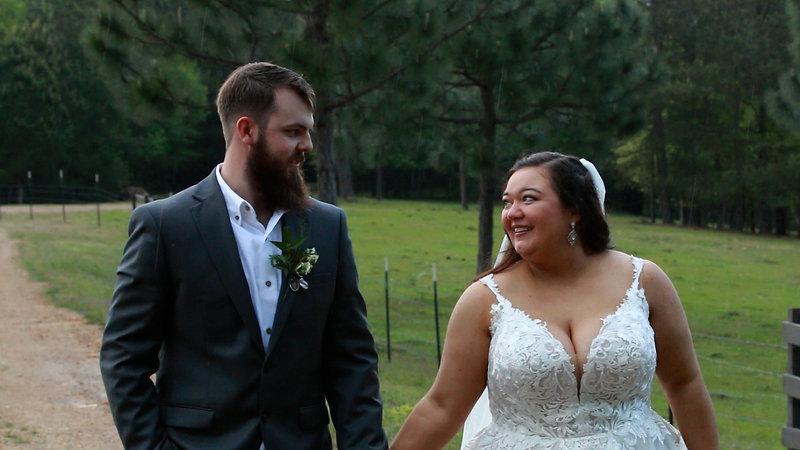 Morgan & Xavier Wedding Highlight
