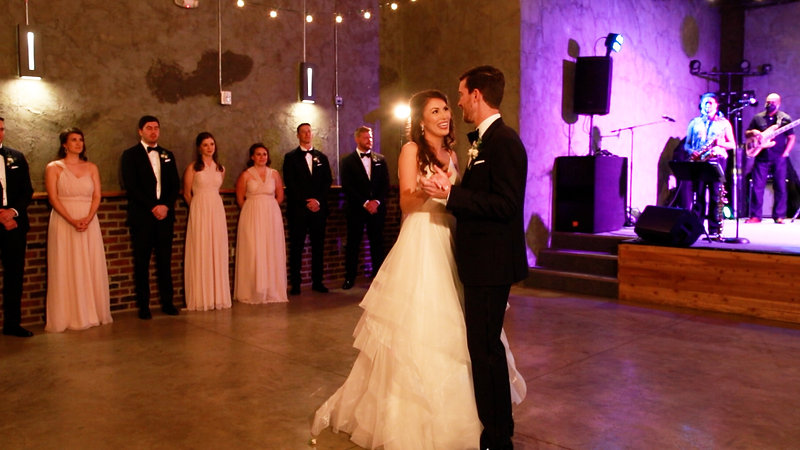 Hope & Jay Wedding Reception