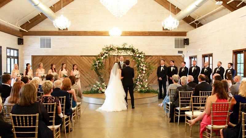 Hope & Jay Wedding Ceremony