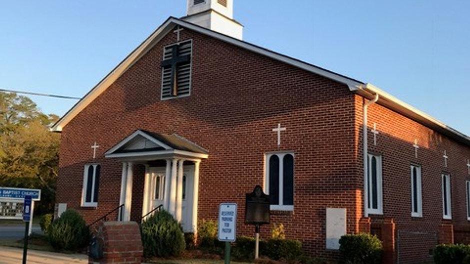 Shiloh Baptist Church Sermon Channel