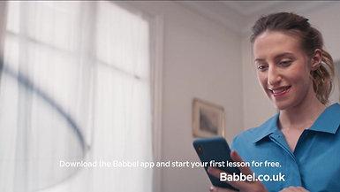 Babbel Ad Campaign