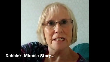 Debbie Rice Miracle Story...