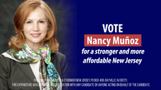 Muñoz for a Stronger New Jersey