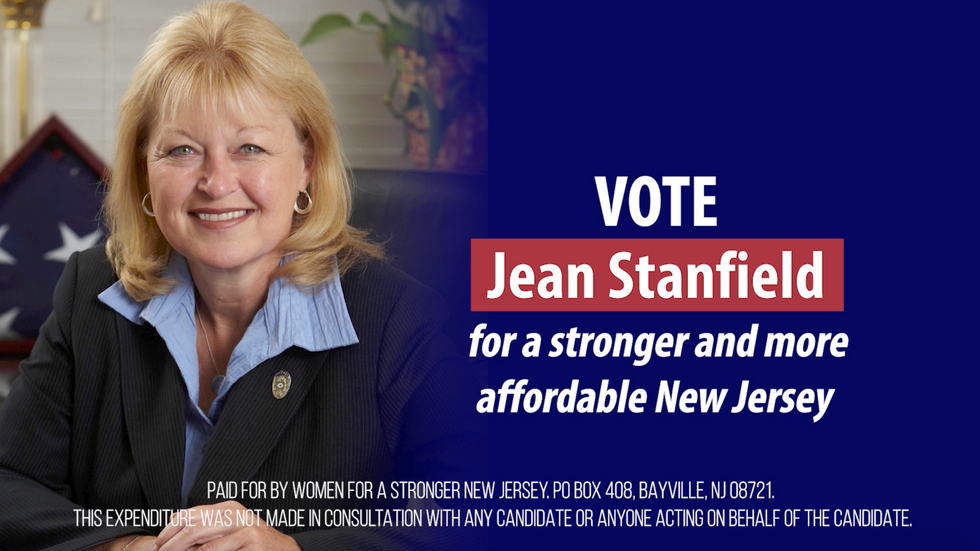 Stanfield for a Stronger New Jersey