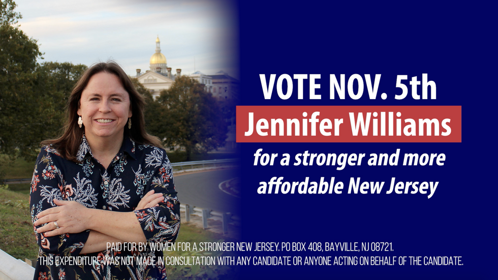 WSNJ Supports Jennifer Williams