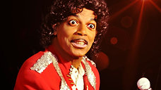 Little Richard from Rock and Roll Reunion