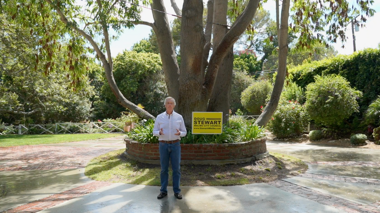 Doug Stewart for Malibu City Council