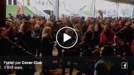 Cover Club Live @ Matmut Stadium (LOU Rugby / Northampton)
