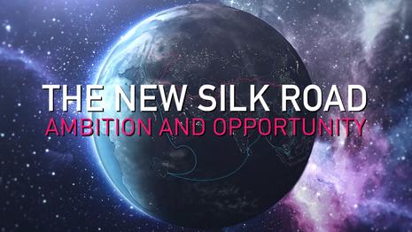 'The New Silk Road' Dir: Nick Ahlmark / Banyak Films / CNBC