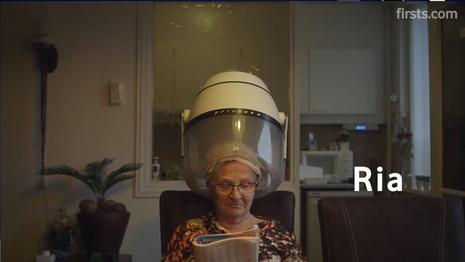 'An & Ria's First Flight' - Dir: Niels Van Koevorden / Virtue / Vodafone