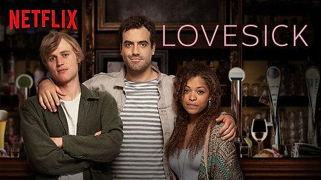 Lovesick Season 02 -  Dir: Gordon Anderson / Netflix / Clerkenwell Films