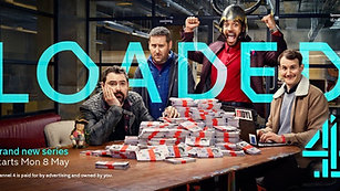 'Loaded' Ep3 Dir: Ian Fitzgibbon / Hillbilly / AMC / C4