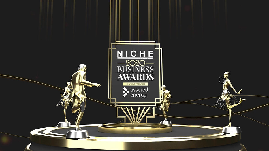 Niche Holding Screen