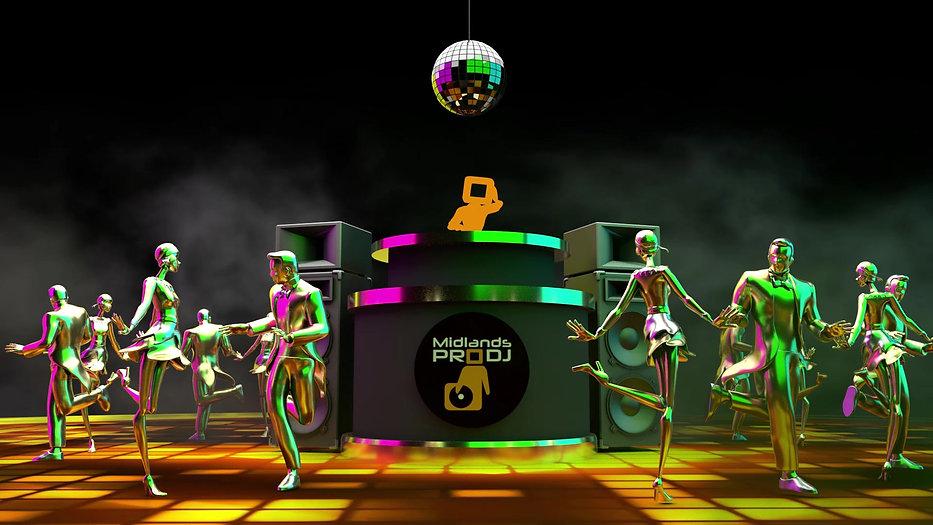 Niche Disco Animation
