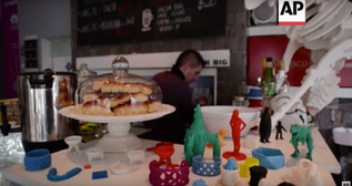 Cafe brings 3D printing to customers in Buenos Aires